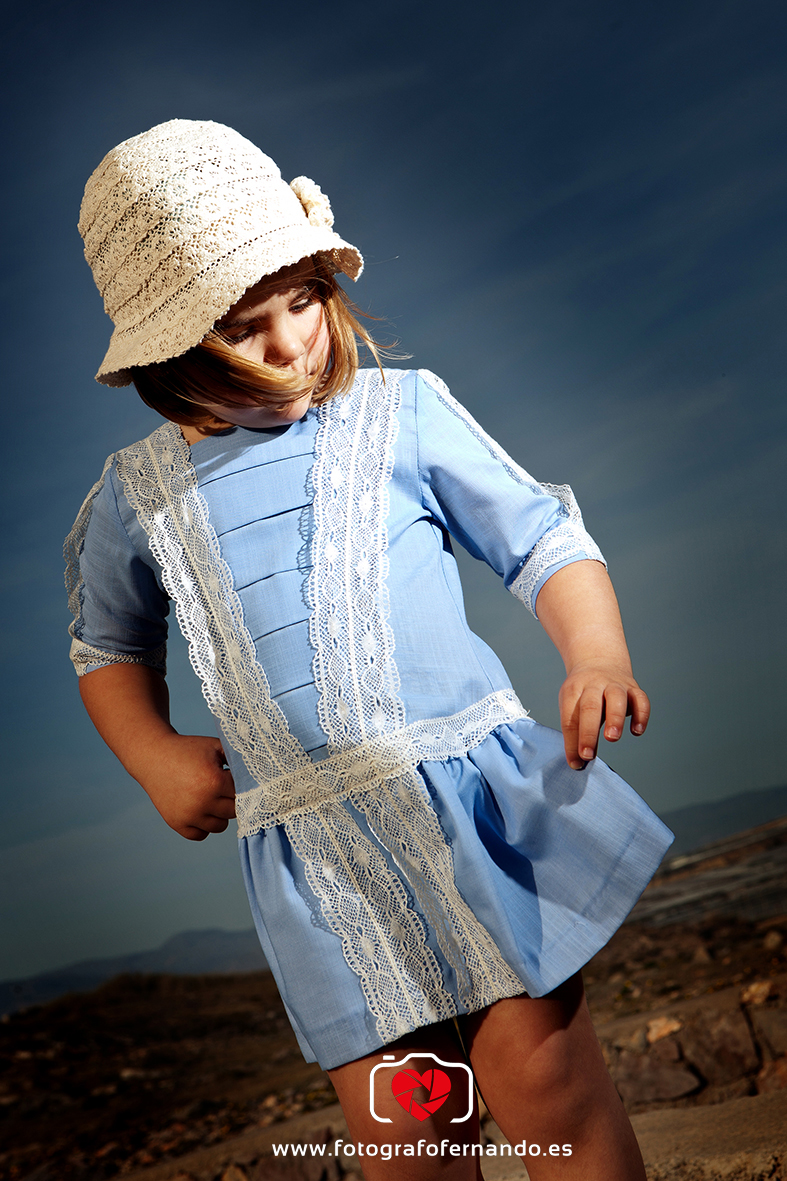 fotografia infantil el ejido almeria