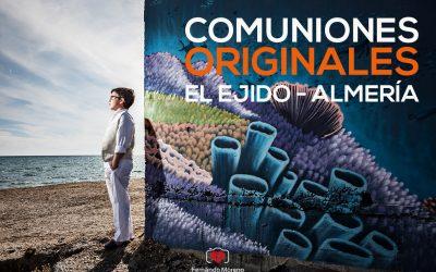 Comuniones Originales El Ejido Almería. Reportajes Diferentes