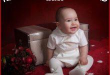 Reportajes de Bautizos en Navidad. Bebés en El Ejido