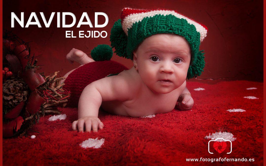 Reportajes de Bautizos en Navidad en El Ejido
