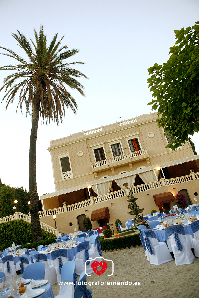 BODA CASA DE LOS BATES hotel con encanto