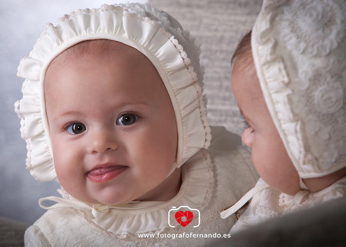 fotografías de bebes graciosos