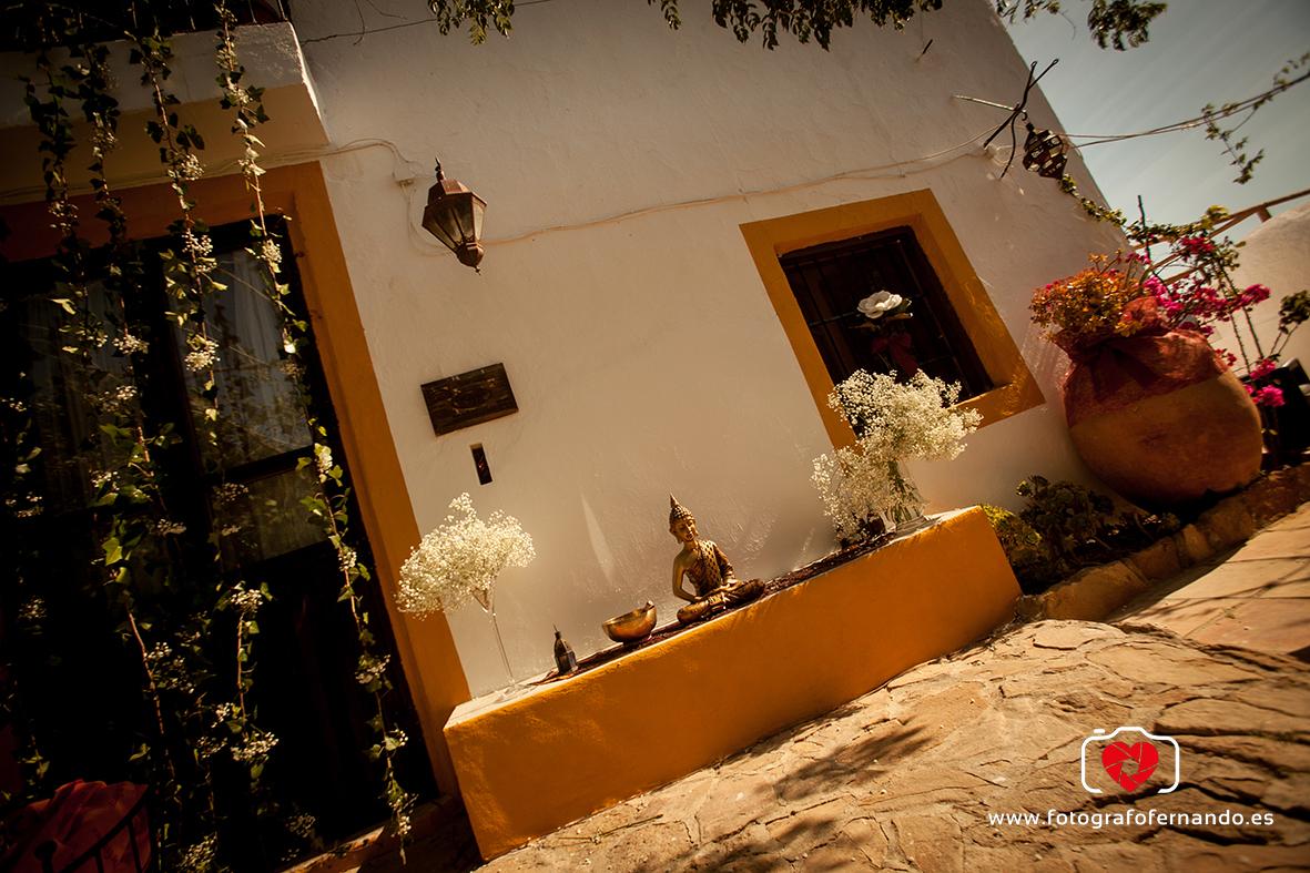 boda cortijo los baños lucainena