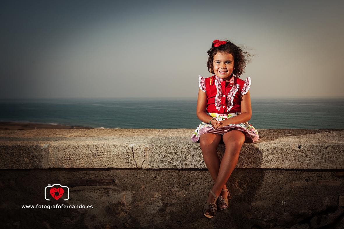 fotografias niños el ejido almeria