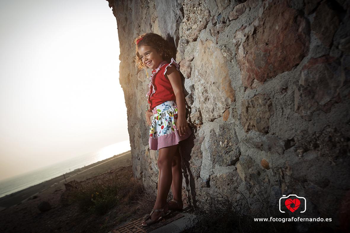 REPORTAJES DE FOTOS CASTILLO DE GUARDIAS VIEJAS, EL EJIDO, ALMERIA