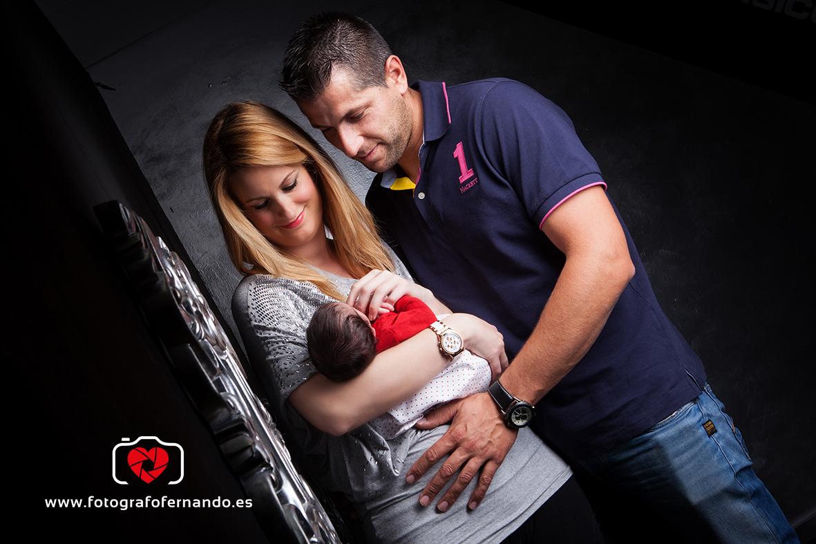 recien nacido fotografias de familia 001