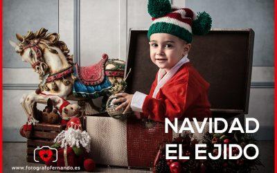 Fotografías de Navidad en El Ejido Almería