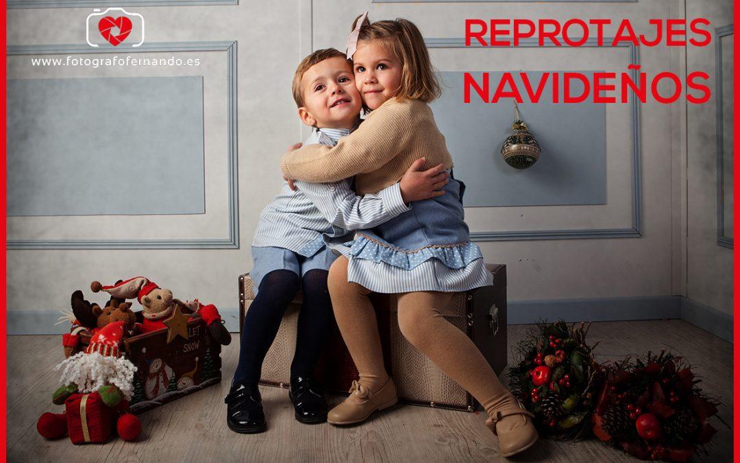 Navidad en El Ejido. Reportajes Navideños en Familia