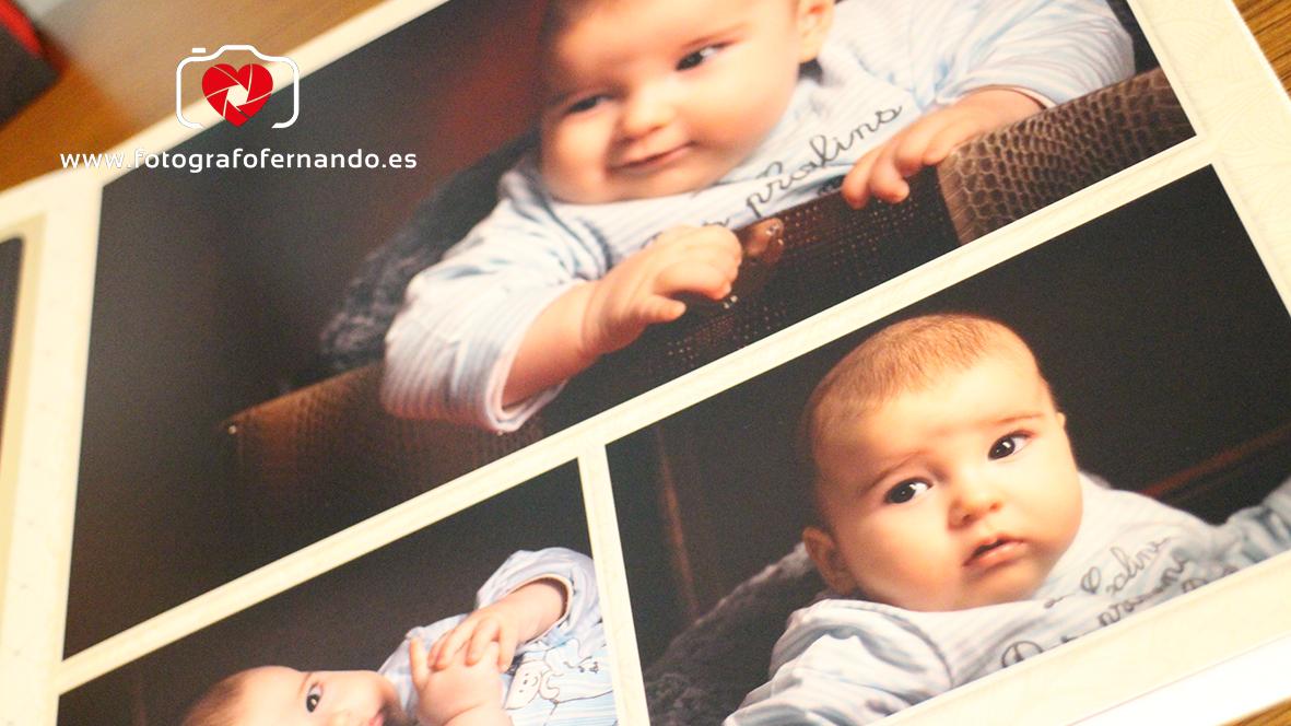 album bautizo
