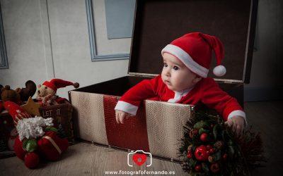 Reportajes de Navidad felicita con fotografías