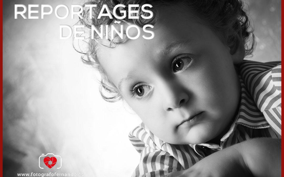 Reportajes de Fotografías de Bebés. Fotos de Niños en El Ejido
