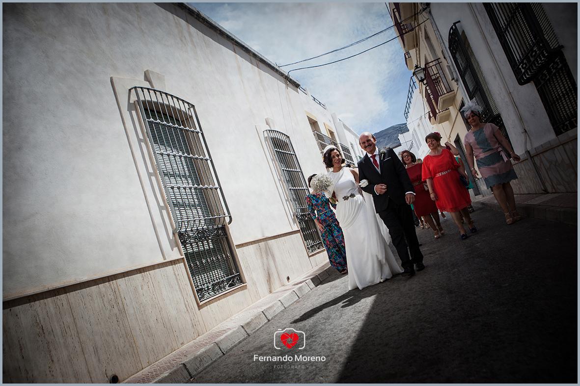 FOTOGRAFOS DE BODAS EN DALIAS ALMERIA