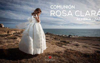 Comunión Rosa Clará Almería Jaén
