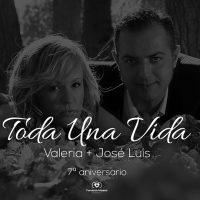 ANIVERSARIO BODA. VALERIE Y JOSE LUIS