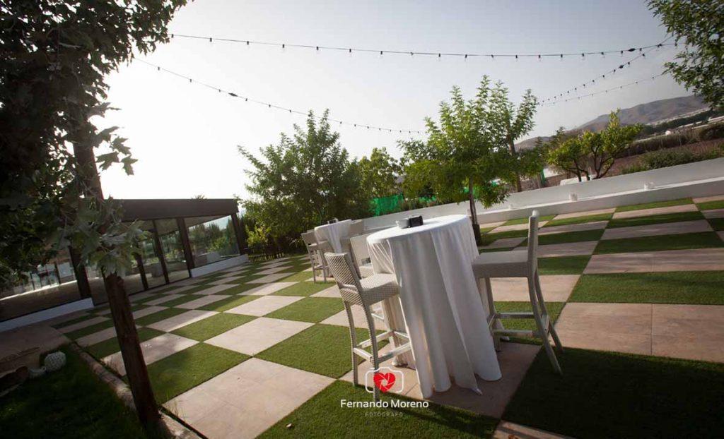 cortijos y fincas para bodas