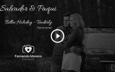 VIDEO PREBODA DE PAQUI Y SALVADOR. FONDON ALMERIA