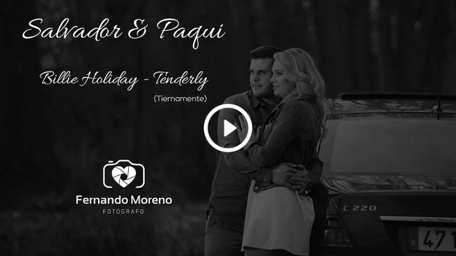 VIDEO PREBODA DE PAQUI Y SALVADOR. FONDON ALMERIA