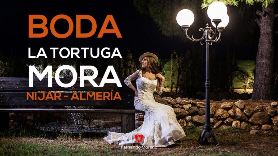 Post Boda en La Tortuga Mora Nijar