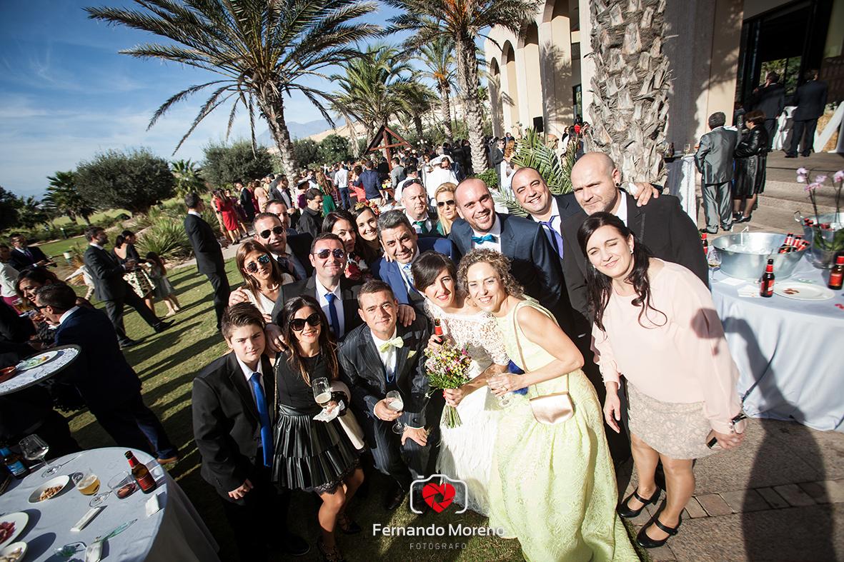 boda en hotel golf fernando moreno
