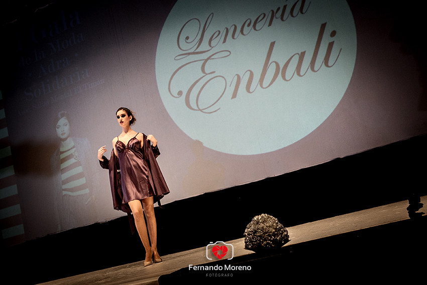 LENCERIA ENBALI - FERNANDO MORENO