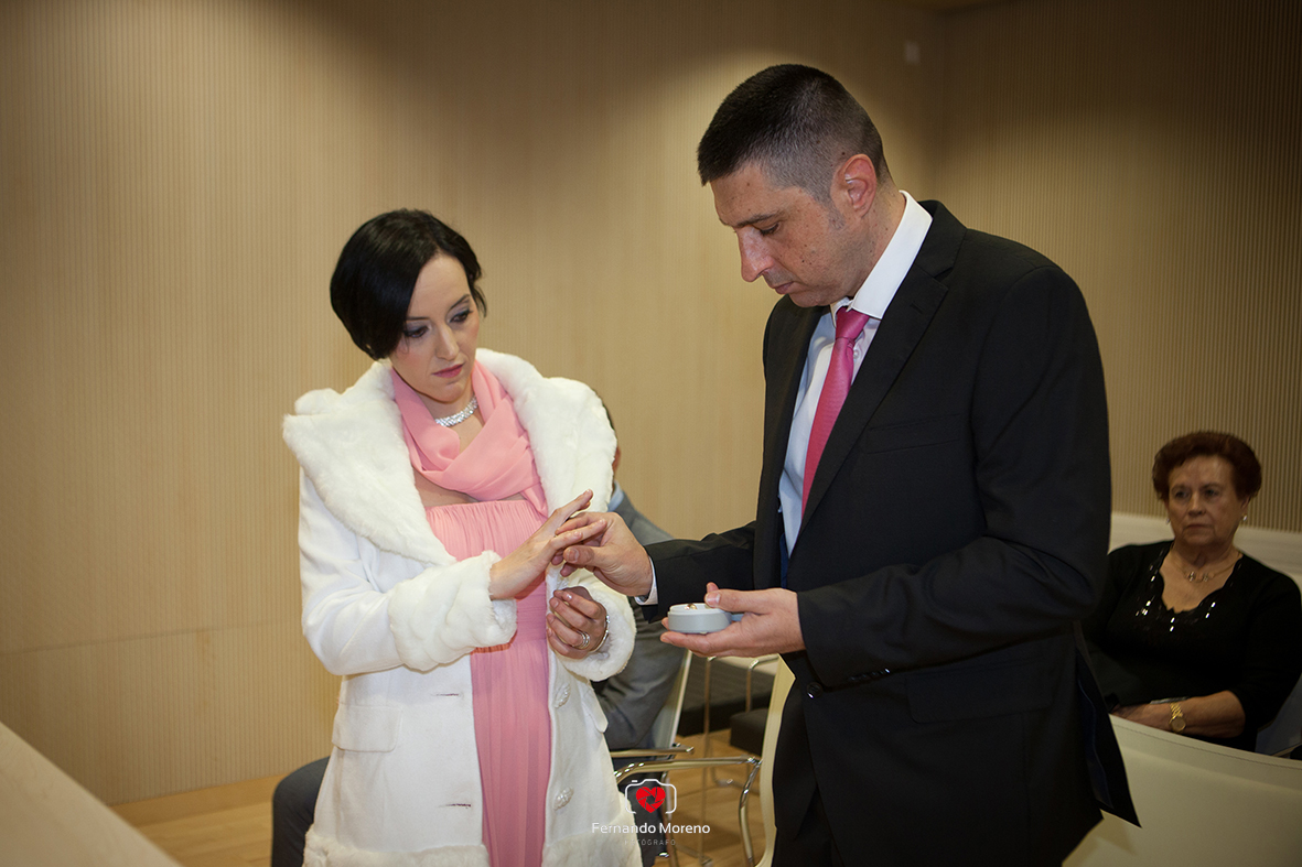 boda civil el ejido