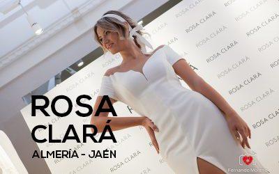 VESTIDOS DE NOVIA DE ROSA CLARA 2018. ALMERIA JAEN