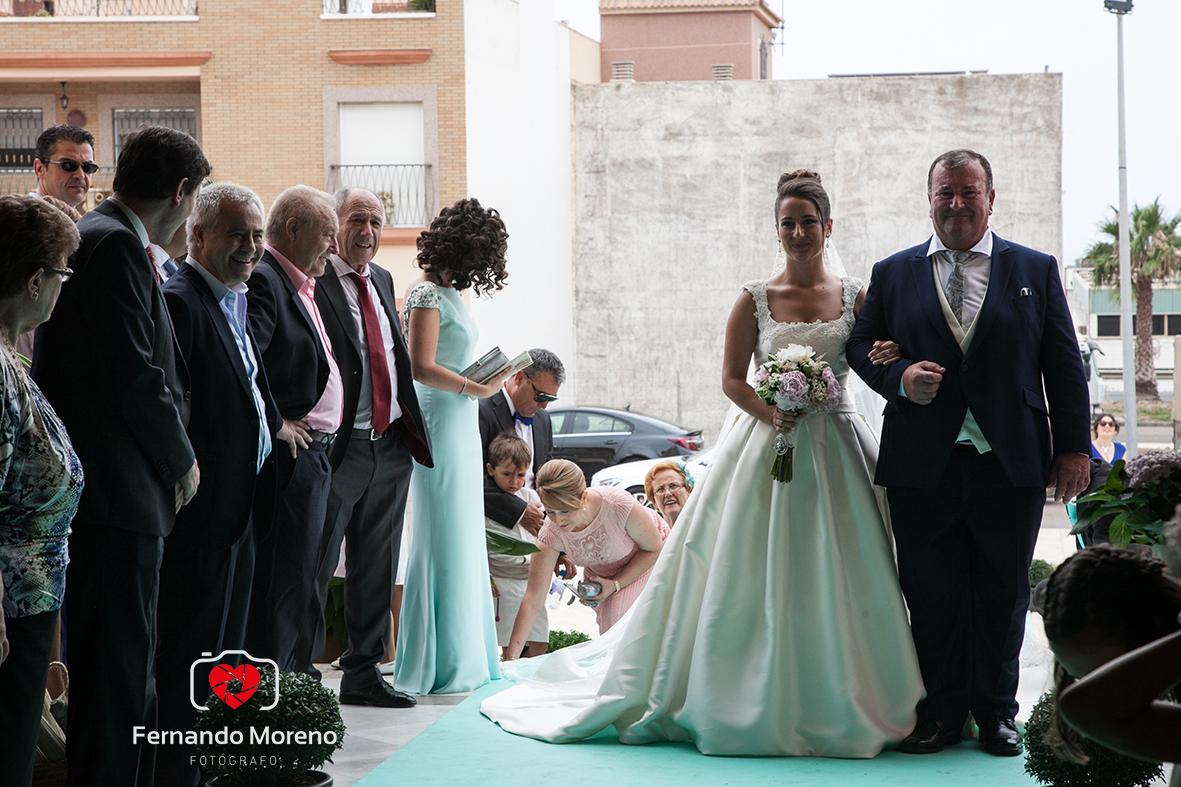 boda en adra