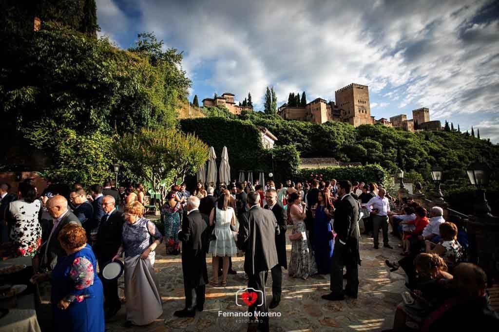boda encanto granada