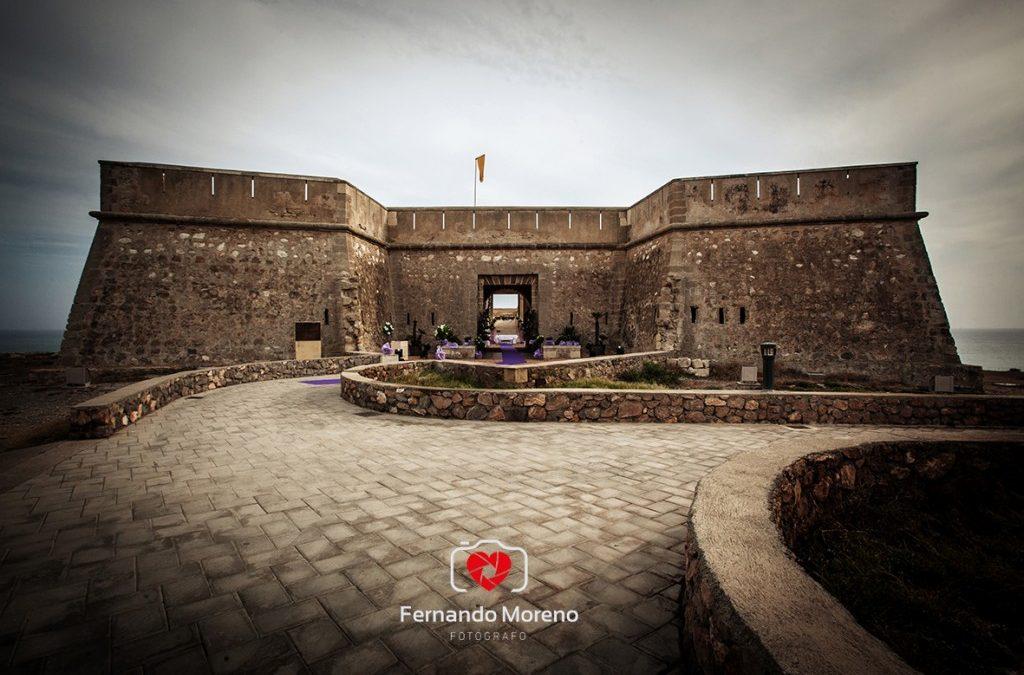 Bodas Civiles en el Castillo de Guardias Viejas