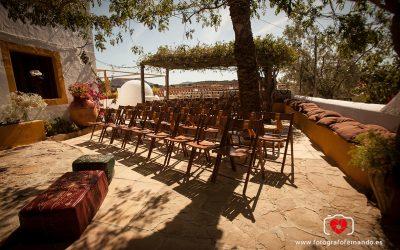 Boda en Tabernas un lugar especial para celebrar tu enlace