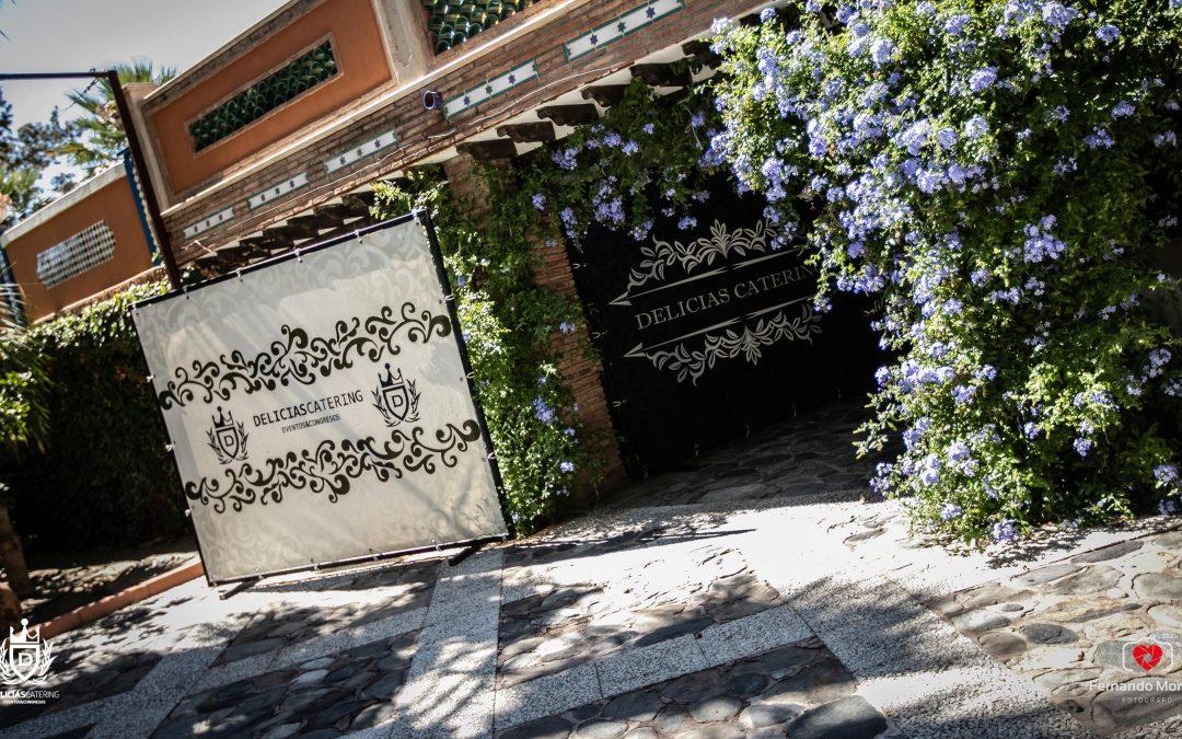 Catering Delicias en Cortijo Torre Alta Gádor