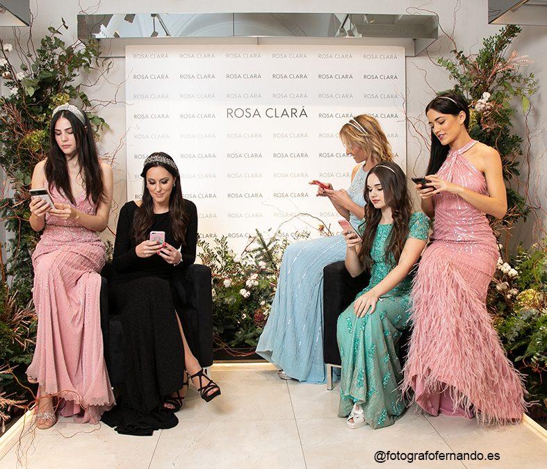 Rosa Clará Almería Novia y Fiesta