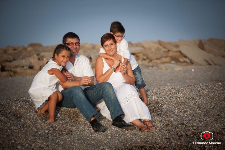 fotografias en familia