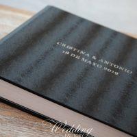 Album de boda, sí. La mejor forma de guardar tus recuerdos