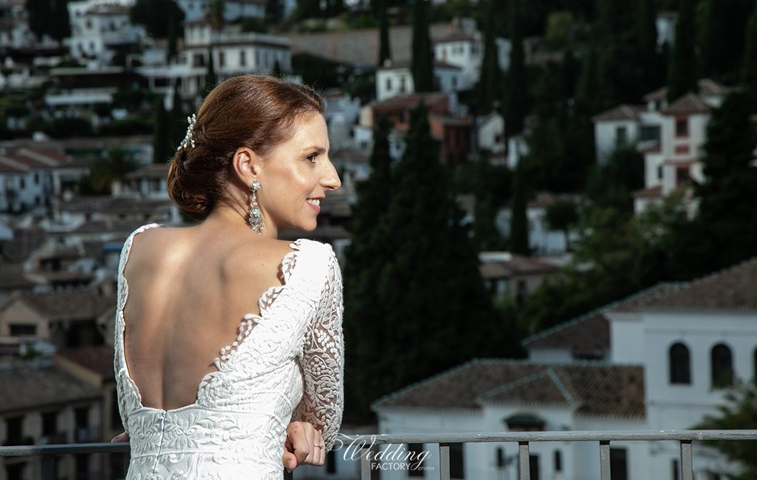 La novia, protagonista principal del gran día