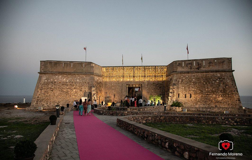 boda castillo guardias viejas