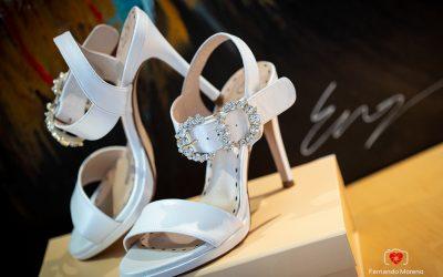 Cómo elegir los mejores zapatos para tu boda e ir cómoda
