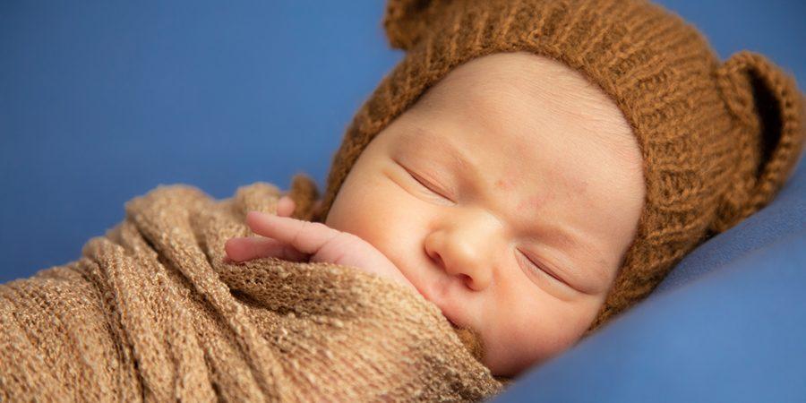 Ejercicios para estimular a mi bebé el primer mes